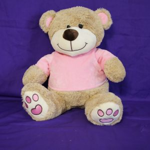 personalised gift teddy