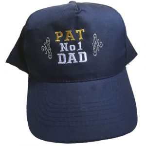 Personalised Baseball Cap