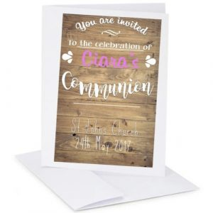 personalised communion gift