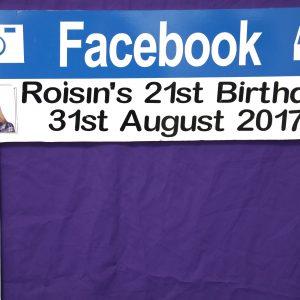 personalised frame facebook