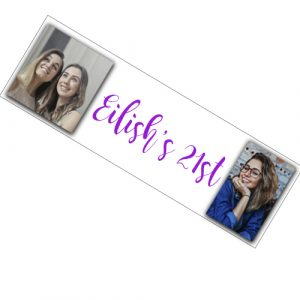 Personalised Banner - Medium