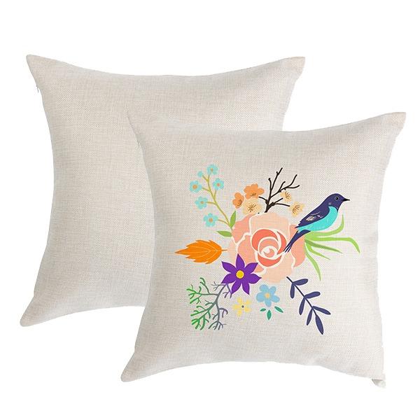 personalise cushion